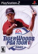 Cover zu Tiger Woods PGA Tour 2001 - PlayStation 2