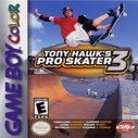 Cover zu Tony Hawk's Pro Skater 3 - Game Boy Color