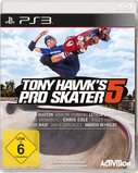 Cover zu Tony Hawk's Pro Skater 5 - PlayStation 3