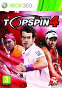 Cover zu Top Spin 4 - Xbox 360