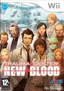 Cover zu Trauma Center: New Blood - Wii