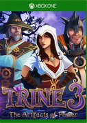 Cover zu Trine 3: The Artifacts of Power - Xbox One