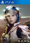 Cover zu Unearthing Mars - PlayStation 4