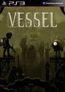 Cover zu Vessel - PlayStation 3