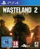 Cover zu Wasteland 2 Director's Cut - PlayStation 4
