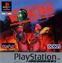 Cover zu Worms - PlayStation