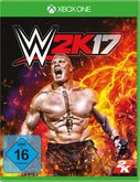 Cover zu WWE 2K17 - Xbox One