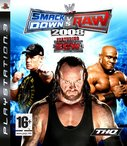 Cover zu WWE SmackDown vs. Raw 2008 - PlayStation 3