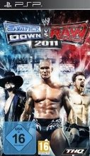 Cover zu WWE SmackDown vs. Raw 2011 - PSP