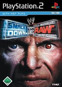 Cover zu WWE Smackdown vs. RAW - PlayStation 2