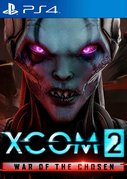 Cover zu XCOM 2: War of the Chosen - PlayStation 4