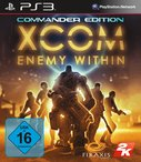 Cover zu XCOM: Enemy Within - PlayStation 3