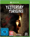 Cover zu Yesterday Origins - Xbox One