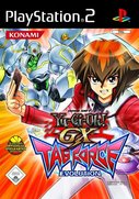 Cover zu Yu-Gi-Oh! GX Tag Force Evolution - PlayStation 2
