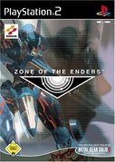 Cover zu Zone of the Enders - PlayStation 2