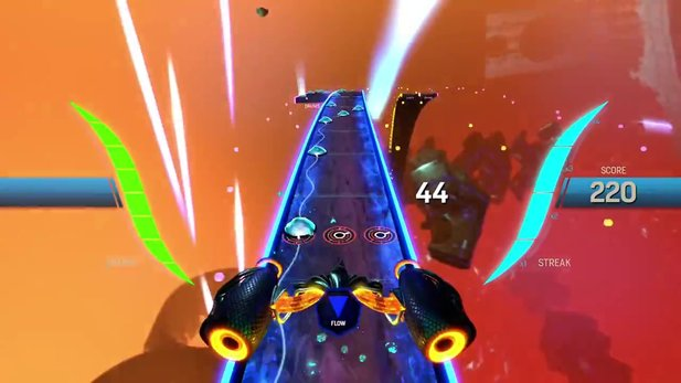 Amplitude - Launch-Trailer des Musikspiels mit Gameplay-Szenen