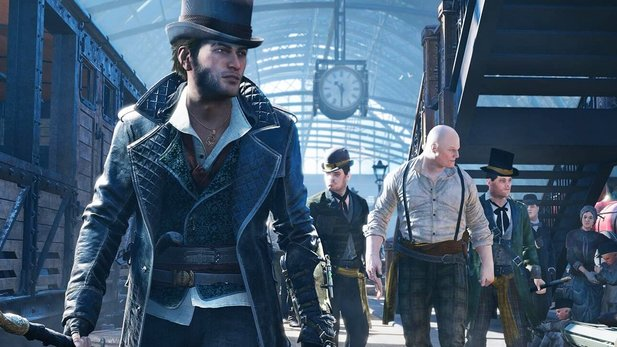 Assassin's Creed Syndicate - Ersteindruck: So sauber läuft die Test-Version (Gameplay)