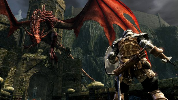 Dark Souls: Remastered für Nintendo Switch im Test.