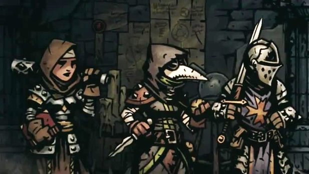 Darkest Dungeon - Ankündigungs-Trailer des Runden-Taktik-Titels