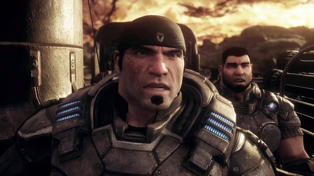 Gears of War: Ultimate Edition - Der Cole Train Rap ist zurück