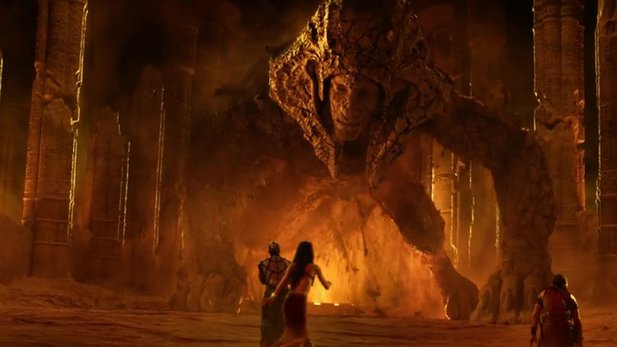 Gods of Egypt - Super-Bowl-Trailer zum Fantasy-Epos mit Gerard Butler