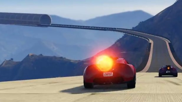 GTA Online - Waghalsiger Trailer zeigt Stunt-DLC »Cunning Stunts: Special Vehicle Circuit«