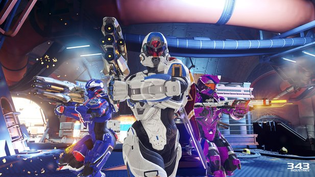 Halo 5: Guardians - Trailer zeigt Koop-Modus Warzone Firefight