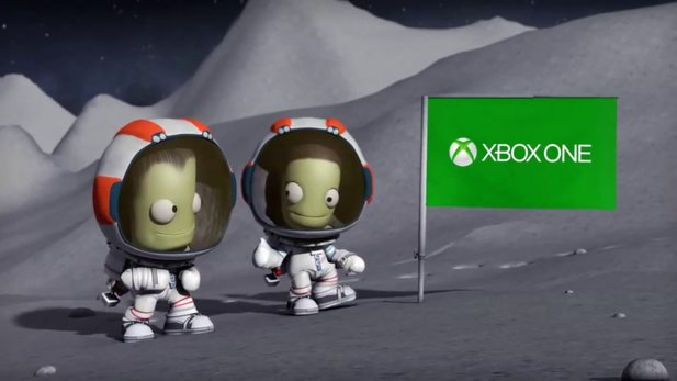 Kerbal Space Program - Ankündigungs-Trailer für die Xbox One
