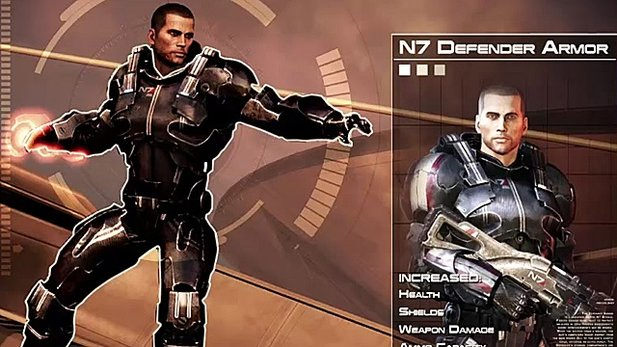 Preorder-Video von Mass Effect 3