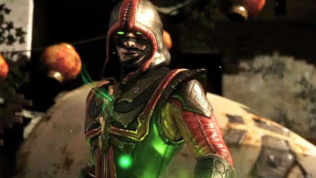 Mortal Kombat X - Ermac im Gameplay-Trailer