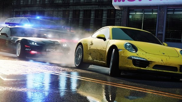 Need for Speed: Most Wanted - Preview-Video