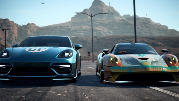 Need for Speed: Payback erscheint am 10. November 2017 für PS4, Xbox One und den PC.