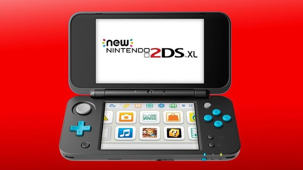 New 2DS XL in türkis-schwarz
