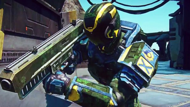 PlanetSide 2 - Ingame-Trailer zur PS4-Version