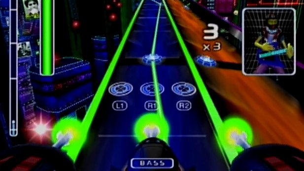 Retro Hall of Fame: Amplitude - Die Mutter aller Guitar Heroes
