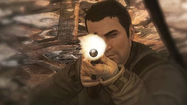 Sniper Elite V2 - Launch-Trailer zum Sniper-Actionspiel