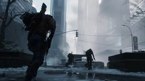 The Division - Gameplay-Video mit Spieler-Berichten aus dem Alpha-Test