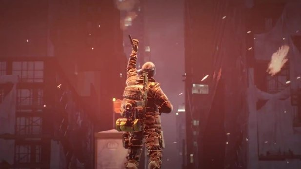 The Division - TV-Spot mit Gameplay