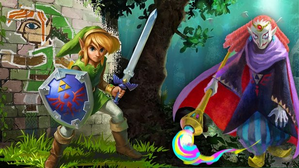 The Legend of Zelda: A Link Between Worlds - Test-Video zum 3DS-Zelda