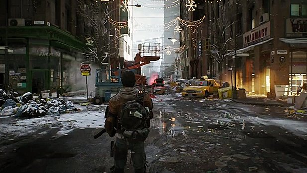 Tom Clancy's The Division - E3 2013: 7 Minuten Gameplay