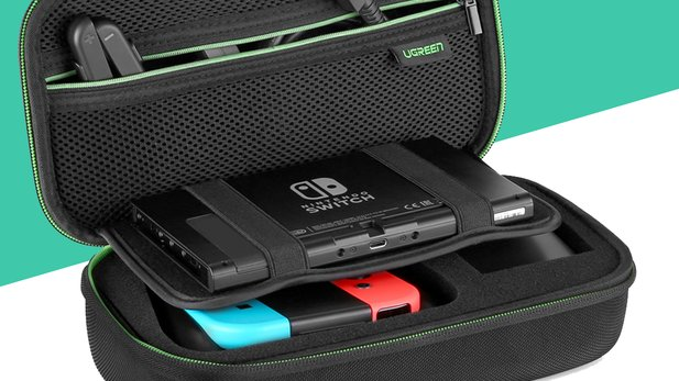 Das UGREEN Nintendo Switch Case im Hardware-Test.