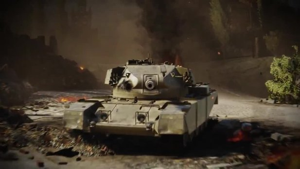 World of Tanks - Xbox-Versionen für One und 360 im Trailer