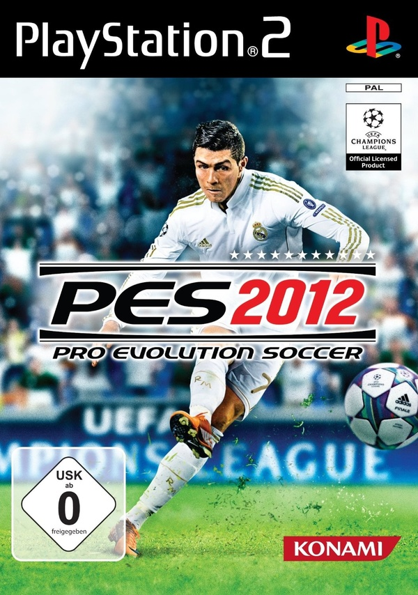 Cover zu Pro Evolution Soccer 2012