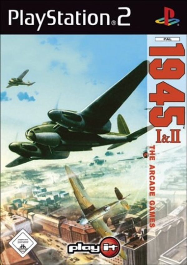 Cover zu 1945 I&II: The Arcade Games