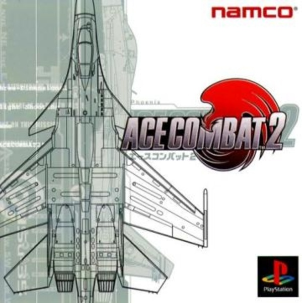 Cover zu Ace Combat 2