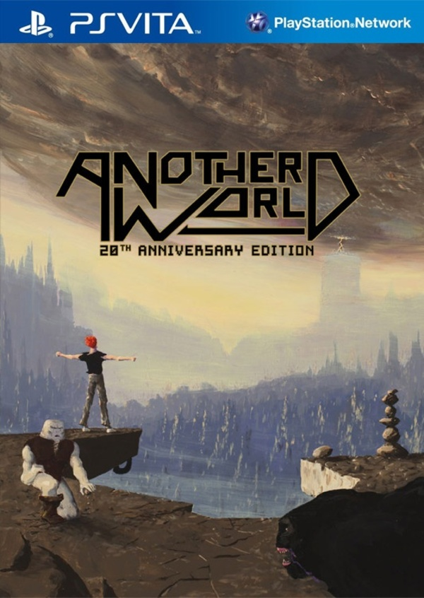 Cover zu Another World 20th Anniversary Edition