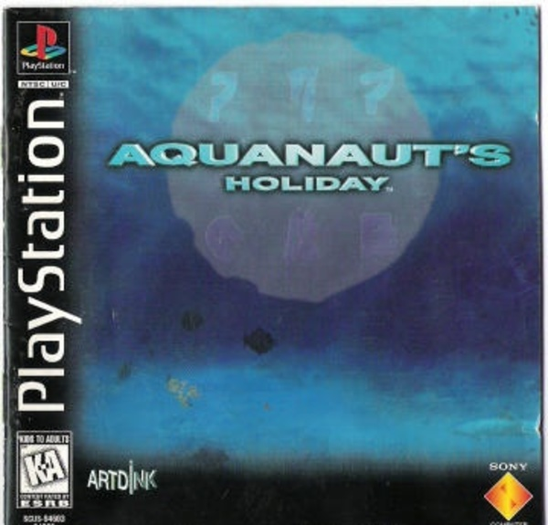 Cover zu Aquanaut's Holiday