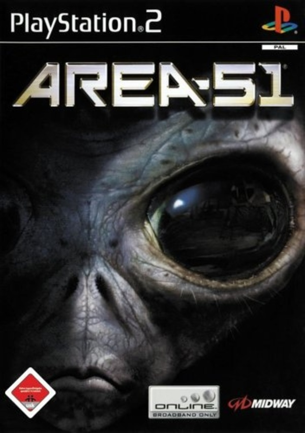 Cover zu Area 51