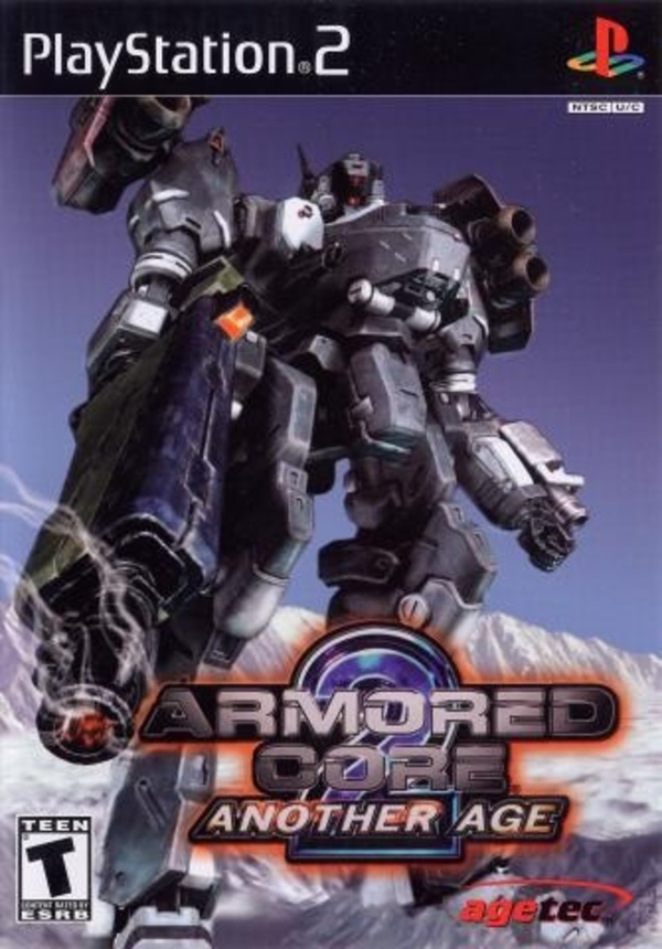 Cover zu Armored Core 2: Another Age