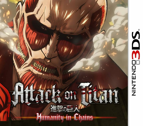 Cover zu Attack on Titan: Humanity in Chains